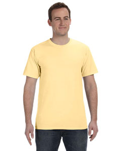 Goldenrod 5.6 oz. Pigment-Dyed & Direct-Dyed Ringspun T-Shirt