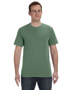 Willow 5.6 oz. Pigment-Dyed & Direct-Dyed Ringspun T-Shirt
