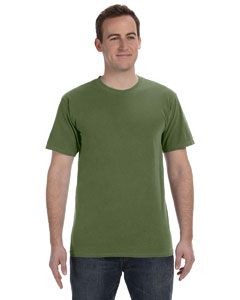 Hemp 5.6 oz. Pigment-Dyed & Direct-Dyed Ringspun T-Shirt