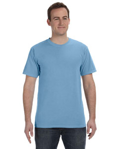 Bluegrass 5.6 oz. Pigment-Dyed & Direct-Dyed Ringspun T-Shirt