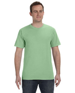 Cricket Green 5.6 oz. Pigment-Dyed & Direct-Dyed Ringspun T-Shirt