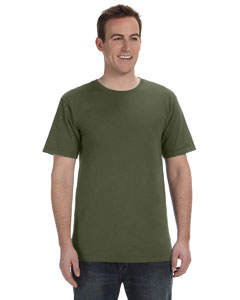 Jungle 5.6 oz. Pigment-Dyed & Direct-Dyed Ringspun T-Shirt