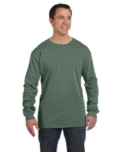Mallard 5.6 oz. Pigment-Dyed & Direct-Dyed Ringspun Long-Sleeve T-Shirt