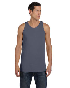 Denim 5.6 oz. Pigment-Dyed Cotton Tank