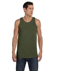 Jungle 5.6 oz. Pigment-Dyed Cotton Tank