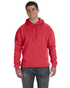 Poppy 80/20 Fleece Boxy Pullover Hood