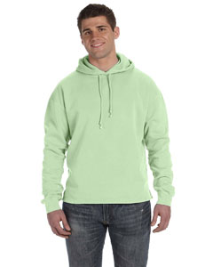 Celery 80/20 Fleece Boxy Pullover Hood