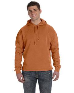 Yam 80/20 Fleece Boxy Pullover Hood