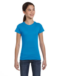 Cobalt Girls' Fine Jersey T-Shirt