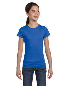 Royal Girls' Fine Jersey T-Shirt