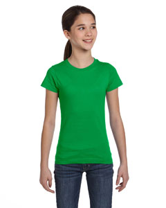 Kelly Girls' Fine Jersey T-Shirt