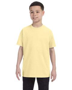 Yellow Haze Youth 5.6 oz., 50/50 Heavyweight Blend™ T-Shirt