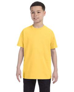 Island Yellow Youth 5.6 oz., 50/50 Heavyweight Blend™ T-Shirt