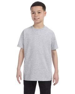 Ash Youth 5.6 oz., 50/50 Heavyweight Blend™ T-Shirt