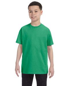 Kelly Youth 5.6 oz., 50/50 Heavyweight Blend™ T-Shirt