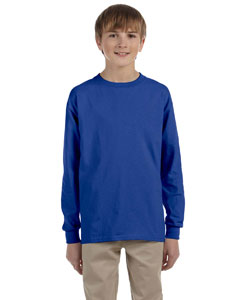 Royal Youth 5.6 oz., 50/50 Heavyweight Blend™ Long-Sleeve T-Shirt