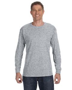 Oxford 5.6 oz., 50/50 Heavyweight Blend™ Long-Sleeve T-Shirt