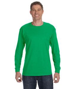 Kelly 5.6 oz., 50/50 Heavyweight Blend™ Long-Sleeve T-Shirt