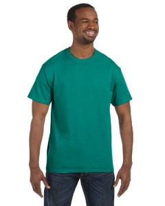Jade 5.6 oz., 50/50 Heavyweight Blend™ T-Shirt
