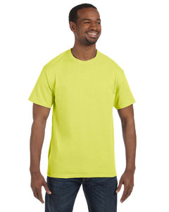 Safety Green 5.6 oz., 50/50 Heavyweight Blend™ T-Shirt