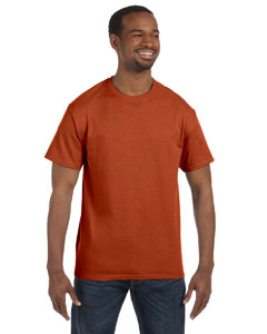 Texas Orange 5.6 oz., 50/50 Heavyweight Blend™ T-Shirt