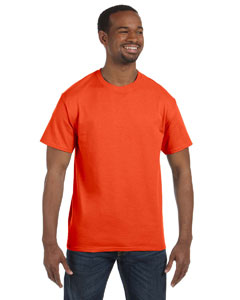 Burnt Orange 5.6 oz., 50/50 Heavyweight Blend™ T-Shirt