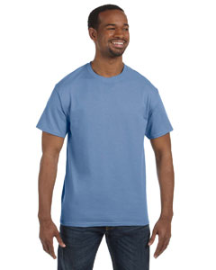Light Blue 5.6 oz., 50/50 Heavyweight Blend™ T-Shirt