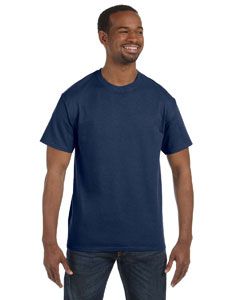 Vintage Hth Navy 5.6 oz., 50/50 Heavyweight Blend™ T-Shirt