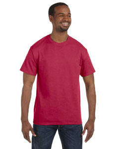 Vintage Hth Red 5.6 oz., 50/50 Heavyweight Blend™ T-Shirt