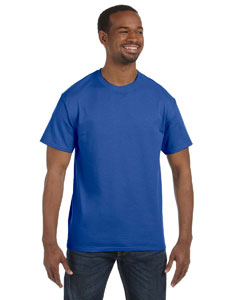 Royal Tall 5.6 oz., 50/50 Heavyweight Blend™ T-Shirt