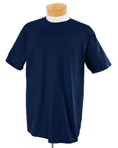 J Navy Tall 5.6 oz., 50/50 Heavyweight Blend™ T-Shirt