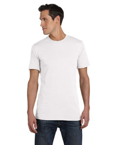 White Unisex Jersey Short-Sleeve T-Shirt