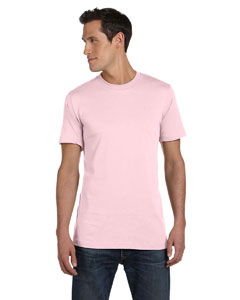 Soft Pink Unisex Jersey Short-Sleeve T-Shirt