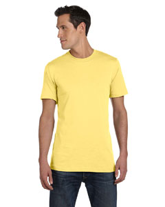 Yellow Unisex Jersey Short-Sleeve T-Shirt