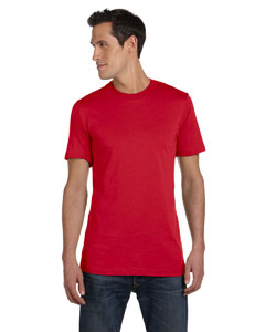 Red Unisex Jersey Short-Sleeve T-Shirt