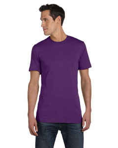 Team Purple Unisex Jersey Short-Sleeve T-Shirt