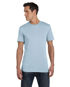 Light Blue Unisex Jersey Short-Sleeve T-Shirt