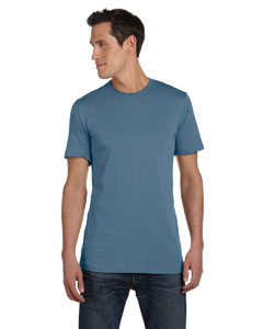Steel Blue Unisex Jersey Short-Sleeve T-Shirt