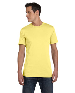 Maize Yellow Unisex Jersey Short-Sleeve T-Shirt