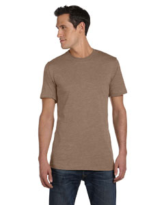 Heather Brown Unisex Jersey Short-Sleeve T-Shirt
