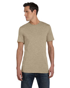 Heather Tan Unisex Jersey Short-Sleeve T-Shirt