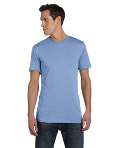 Ocean Blue Unisex Jersey Short-Sleeve T-Shirt