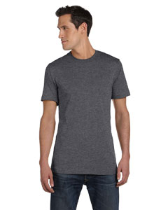 Deep Heather Unisex Jersey Short-Sleeve T-Shirt