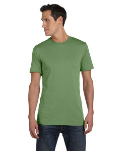 Heather Green Unisex Jersey Short-Sleeve T-Shirt