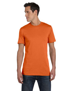 Orange Unisex Jersey Short-Sleeve T-Shirt