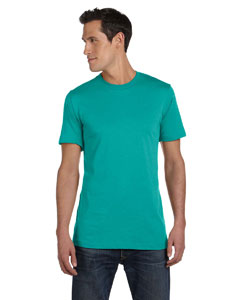 Teal Unisex Jersey Short-Sleeve T-Shirt