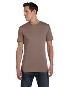 Pebble Brown Unisex Jersey Short-Sleeve T-Shirt