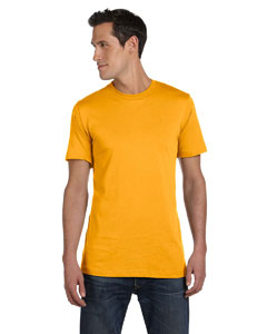 Gold Unisex Jersey Short-Sleeve T-Shirt