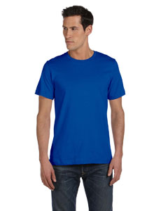 True Royal Unisex Made in the USA Jersey Short-Sleeve T-Shirt