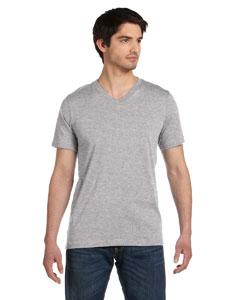 Athletic Heather Unisex Jersey Short-Sleeve V-Neck T-Shirt